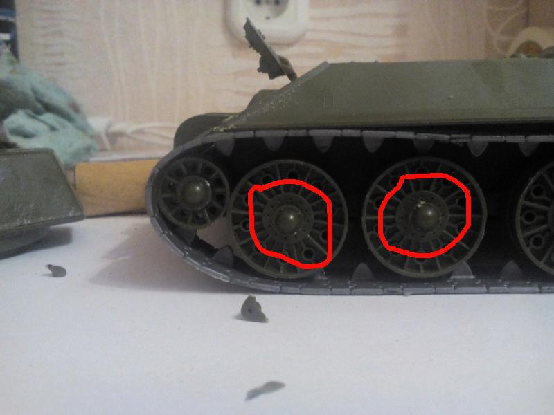 Т-34/76 образца 1943 года. Img_2010