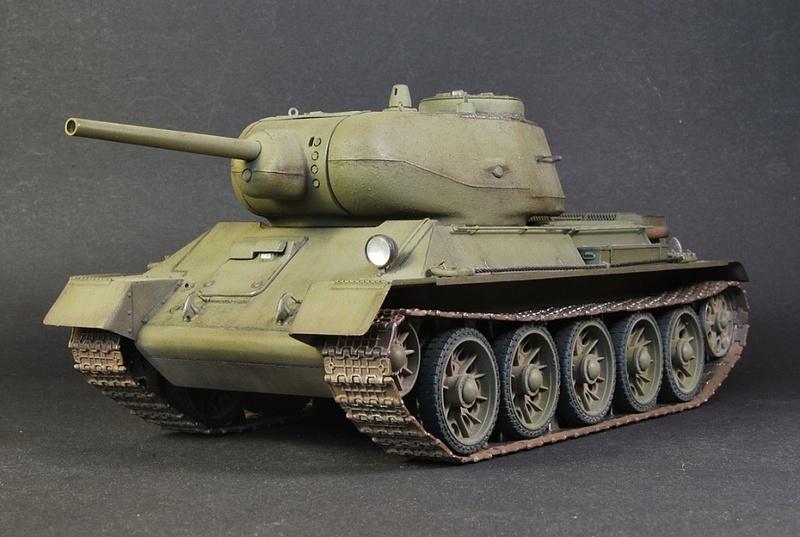 Опытный танк Т-43 (2-й вариант) Photo_10