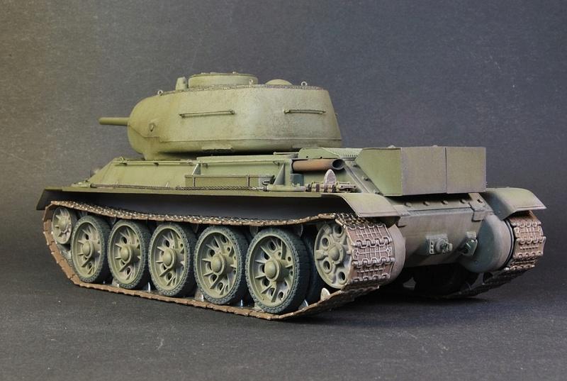 Опытный танк Т-43 (2-й вариант) Photo_11