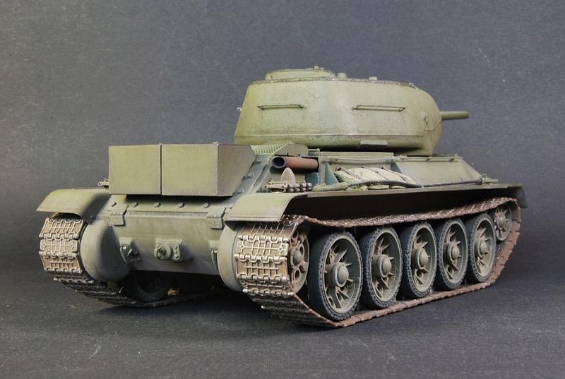 Опытный танк Т-43 (2-й вариант) Photo_12