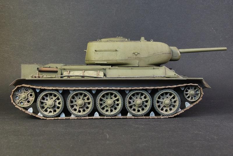 Опытный танк Т-43 (2-й вариант) Photo_13