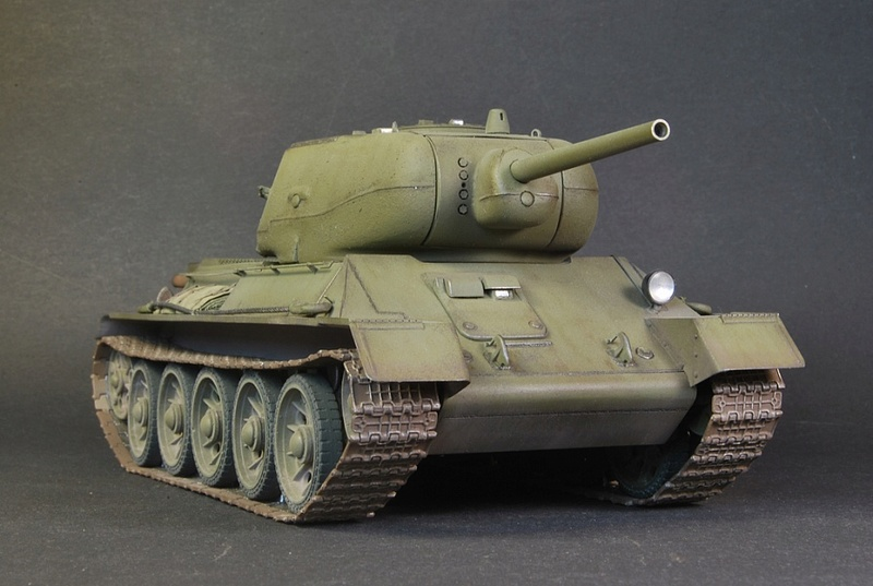 Опытный танк Т-43 (2-й вариант) Photo_14