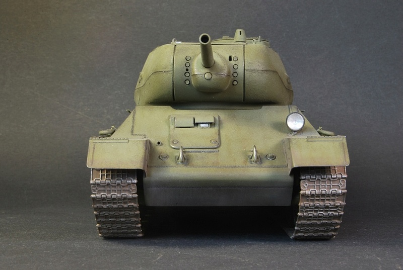 Опытный танк Т-43 (2-й вариант) Photo_15