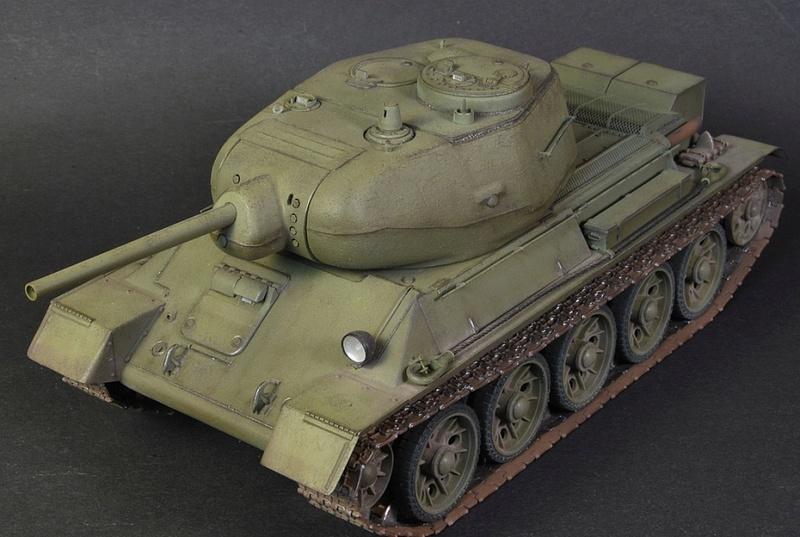 Опытный танк Т-43 (2-й вариант) Photo_16