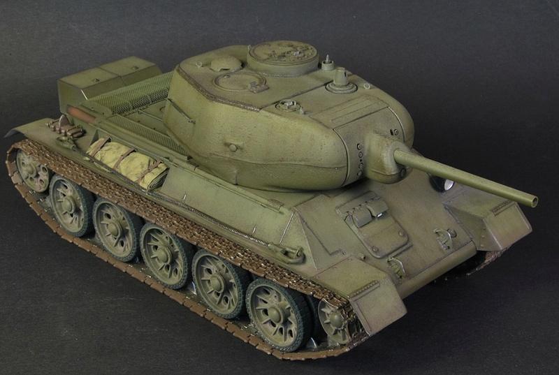 Опытный танк Т-43 (2-й вариант) Photo_17
