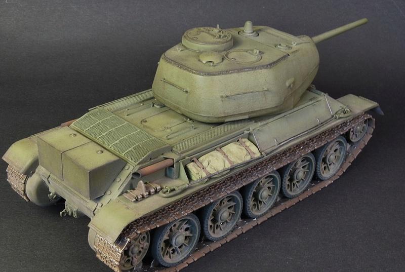 Опытный танк Т-43 (2-й вариант) Photo_18