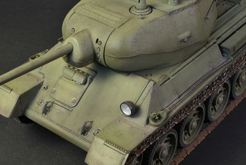 Опытный танк Т-43 (2-й вариант) Photo_19
