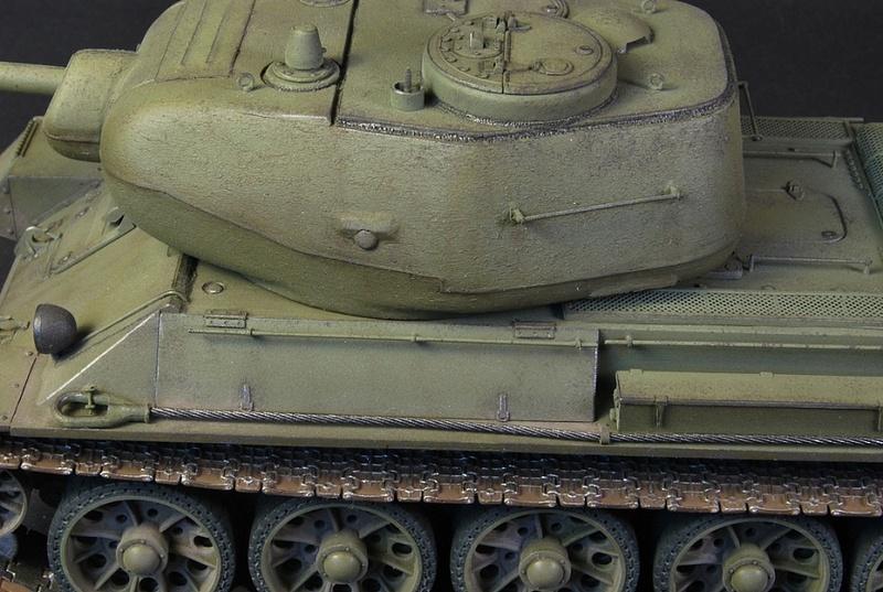 Опытный танк Т-43 (2-й вариант) Photo_20