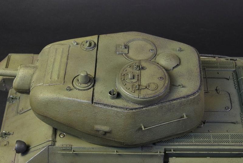 Опытный танк Т-43 (2-й вариант) Photo_21