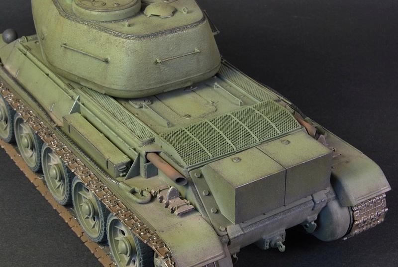 Опытный танк Т-43 (2-й вариант) Photo_22