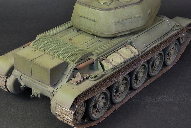 Опытный танк Т-43 (2-й вариант) Photo_23