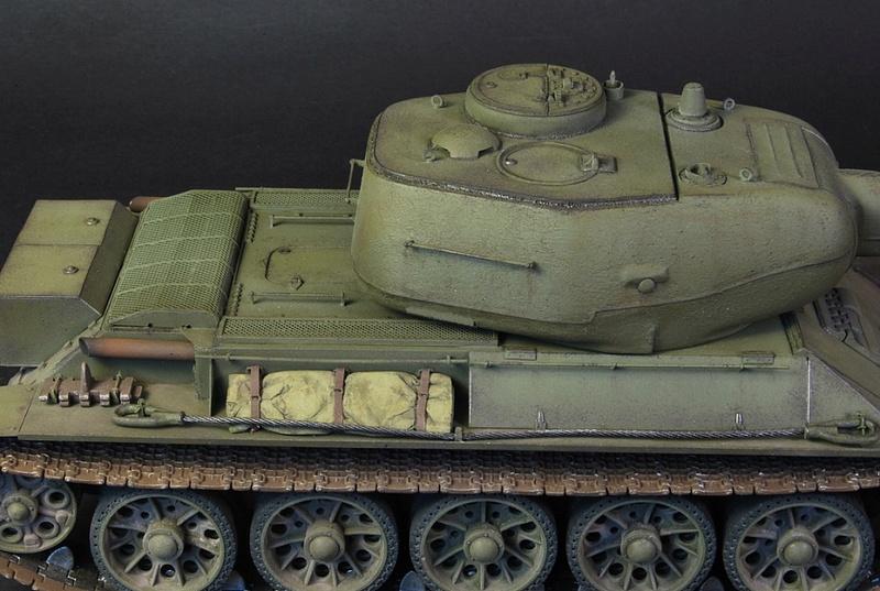Опытный танк Т-43 (2-й вариант) Photo_24
