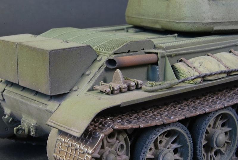 Опытный танк Т-43 (2-й вариант) Photo_25