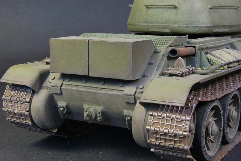 Опытный танк Т-43 (2-й вариант) Photo_26