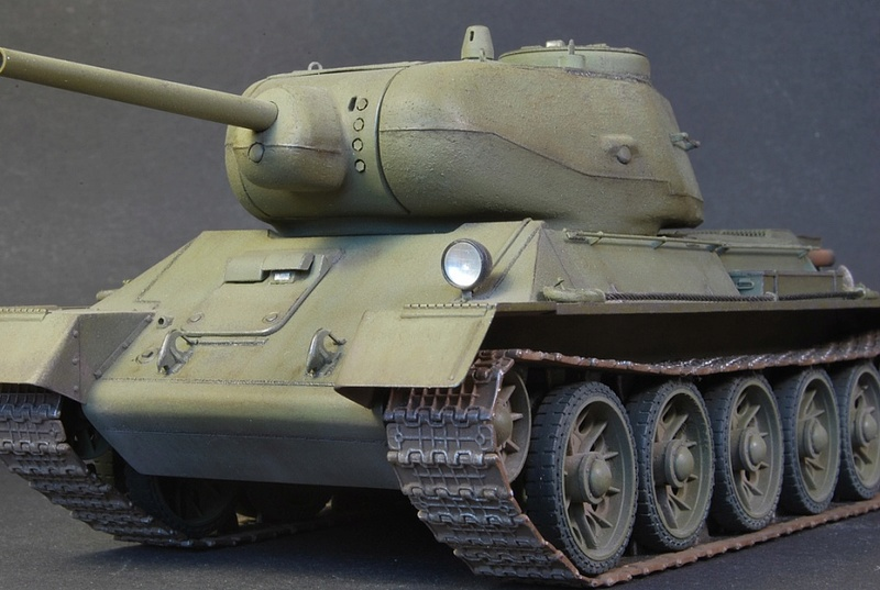 Опытный танк Т-43 (2-й вариант) Photo_27