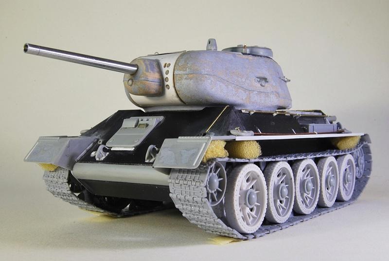 Опытный танк Т-43 (2-й вариант) Photo_28