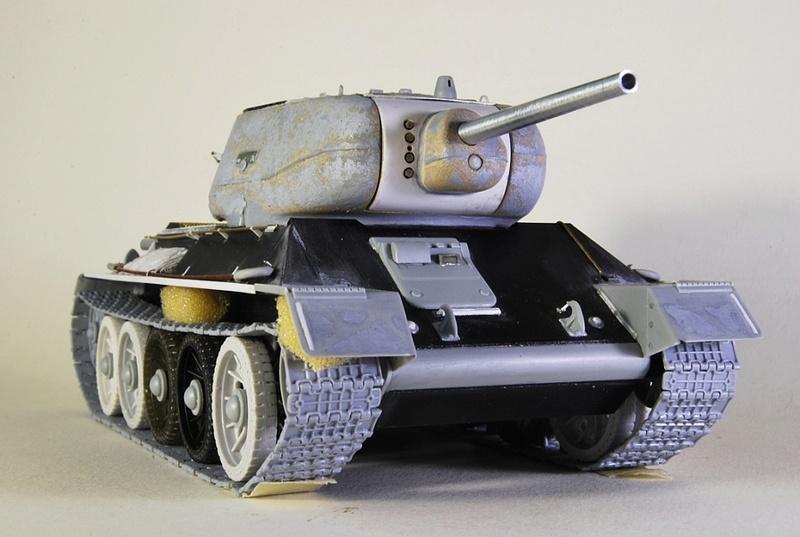 Опытный танк Т-43 (2-й вариант) Photo_29