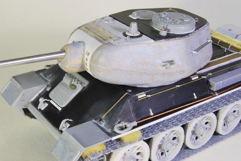 Опытный танк Т-43 (2-й вариант) Photo_30