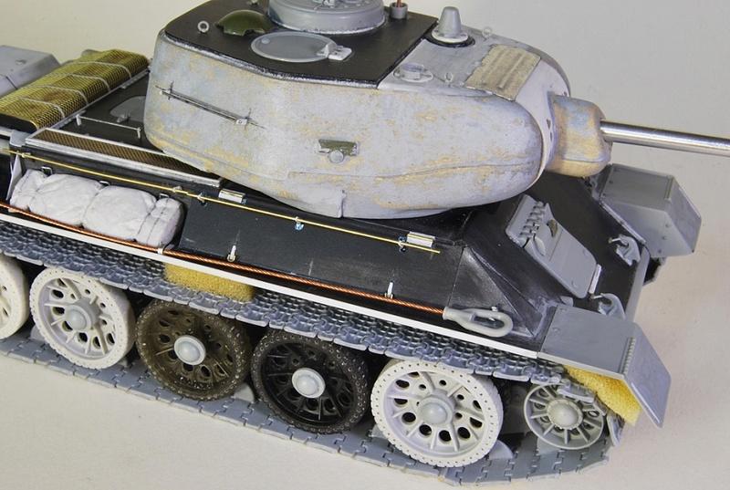Опытный танк Т-43 (2-й вариант) Photo_31