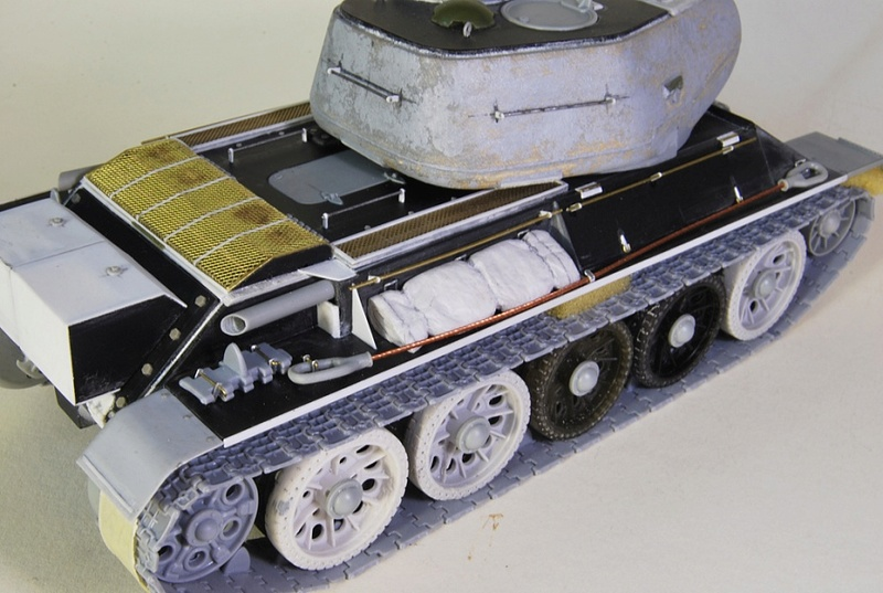 Опытный танк Т-43 (2-й вариант) Photo_32