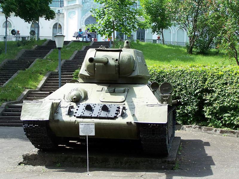 Т-34/76.. Танк Победы. ГОТОВО W0107711
