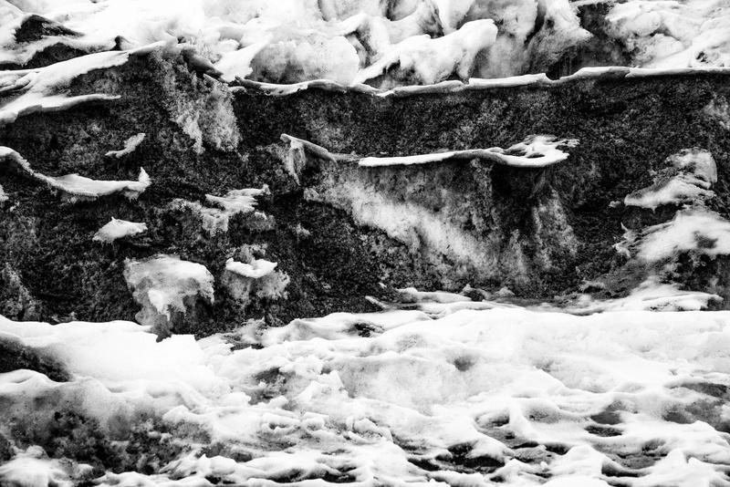 neige  en noir et blanc  Expos113