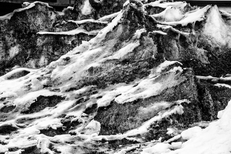 neige  en noir et blanc  Expos115