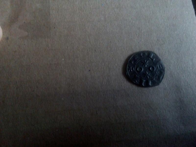 Dinero Alfonso VI. Toledo. (tipo astros) 1088 - 1100 d C. 15169811