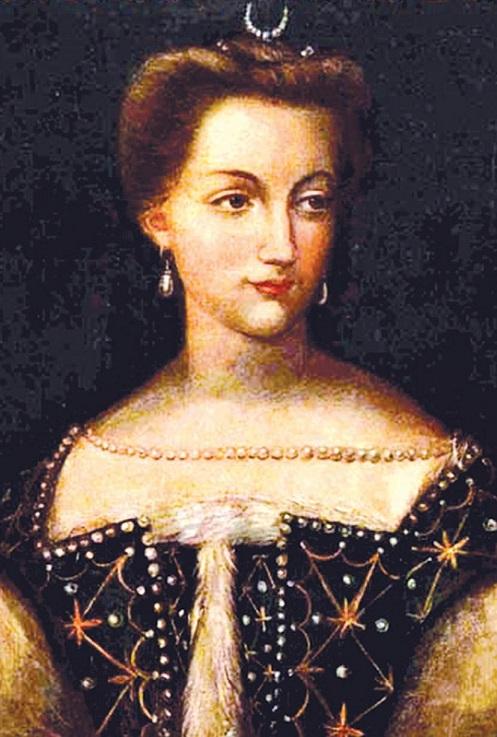 Диана де Пуатье - легенда Ренессанса Diane-11