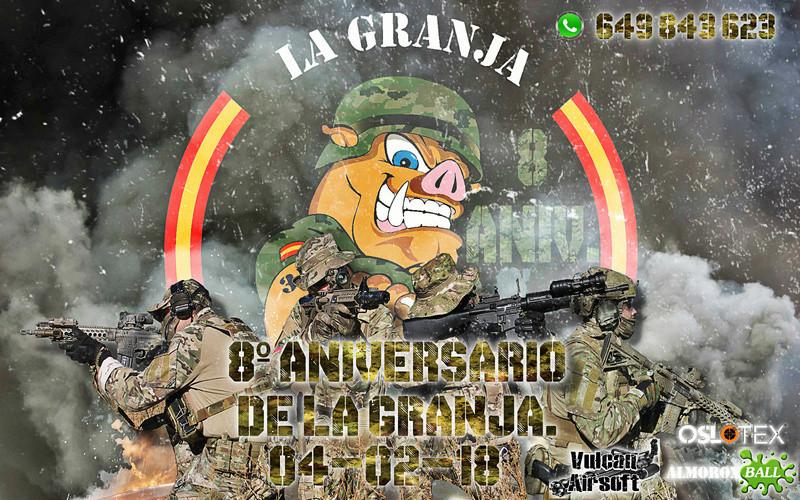 8º ANIVERSARIO DE LA GRANJA. 04-02-18. 8_aniv12