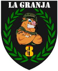 8º ANIVERSARIO DE LA GRANJA. 04-02-18. Parche10