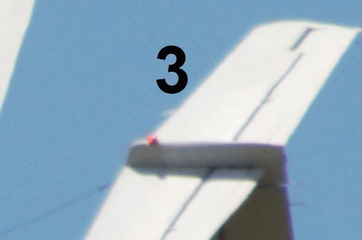 ¿Ovnis en la despedida de los Mirage? Numero10
