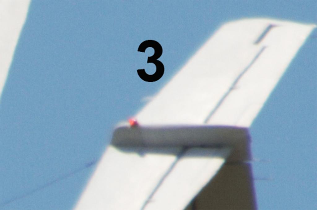 ¿Ovnis en la despedida de los Mirage? Numero11
