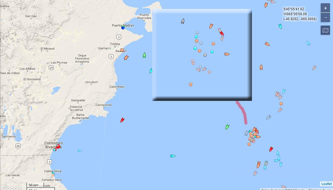 Desapareció el ARA San Juan - Página 13 Radar_10