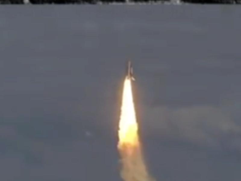 Primul test al parasutei supersonice Mars 2020 Mission Image20