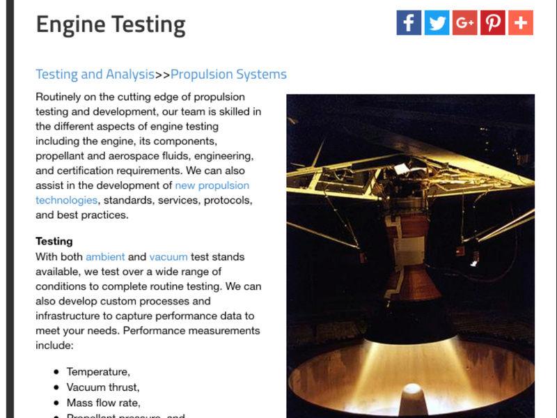Primul test al parasutei supersonice Mars 2020 Mission Image25