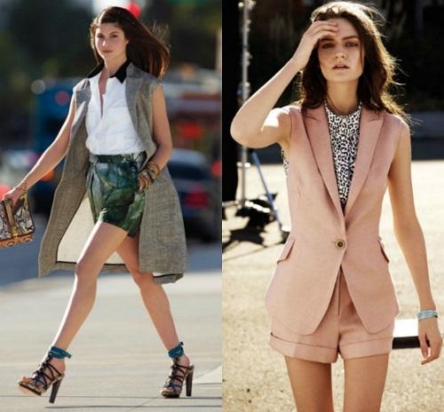 Outfit tendencias Blazer10