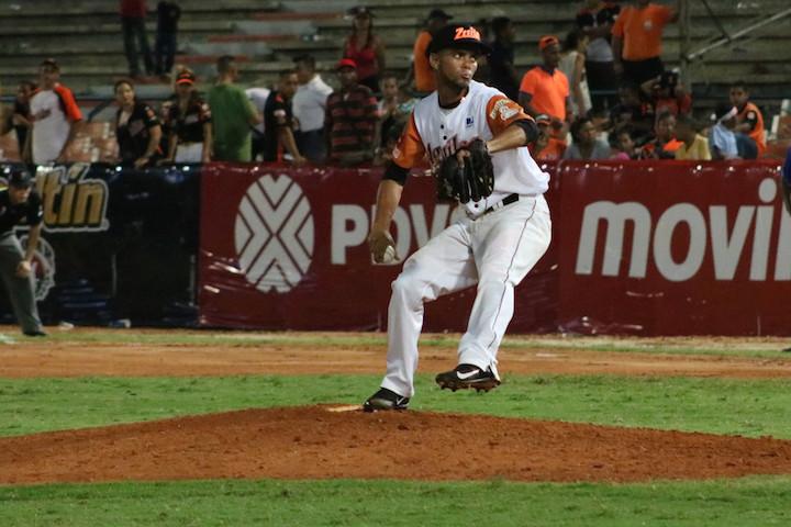 Anderson Muñoz debutó a lo grande en el Luis Aparicio Anders10