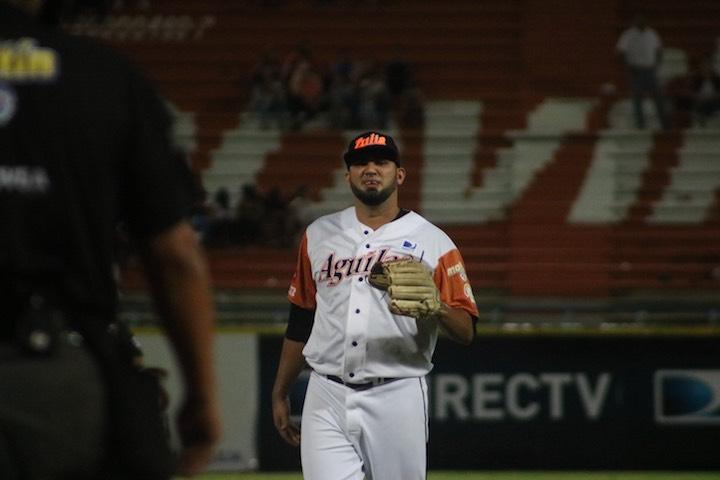 Tigres blanqueó a las Águilas y dividió la serie en Maracaibo Tva2710