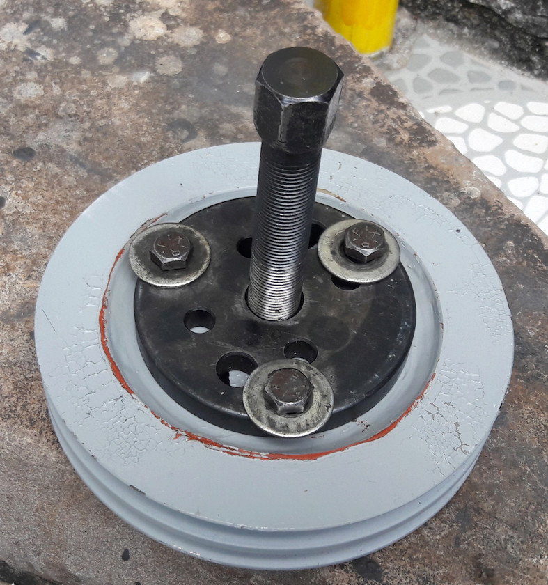 Passo a Passo simples pra troca do comando de valvulas com motor no cofre Sacado10