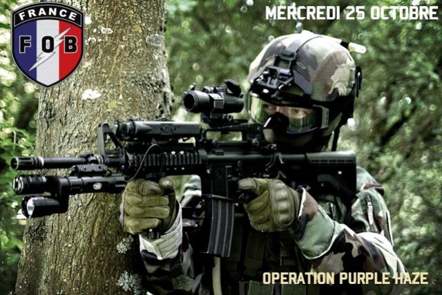 OPEX PURPLE HAZE mercredi 25 octobre 20h30 sur TS 9dbe2d10