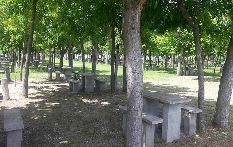 Acampada en Santa Teresita  ( alternativa al motoencuentro en Azul ) Sc_610