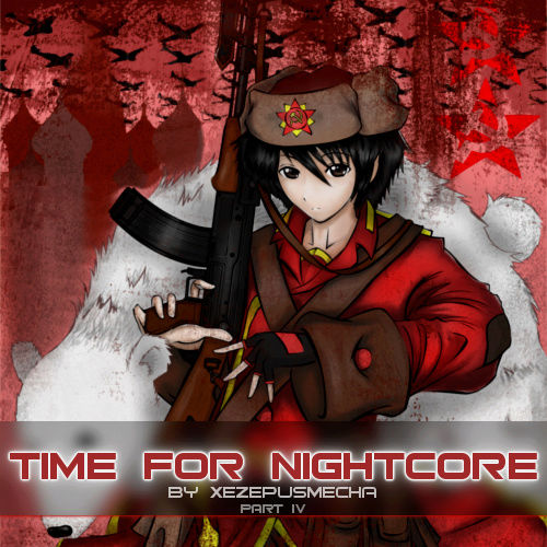 Time for Nightcore by Xezepus IV (Russian Edition) Time_f11