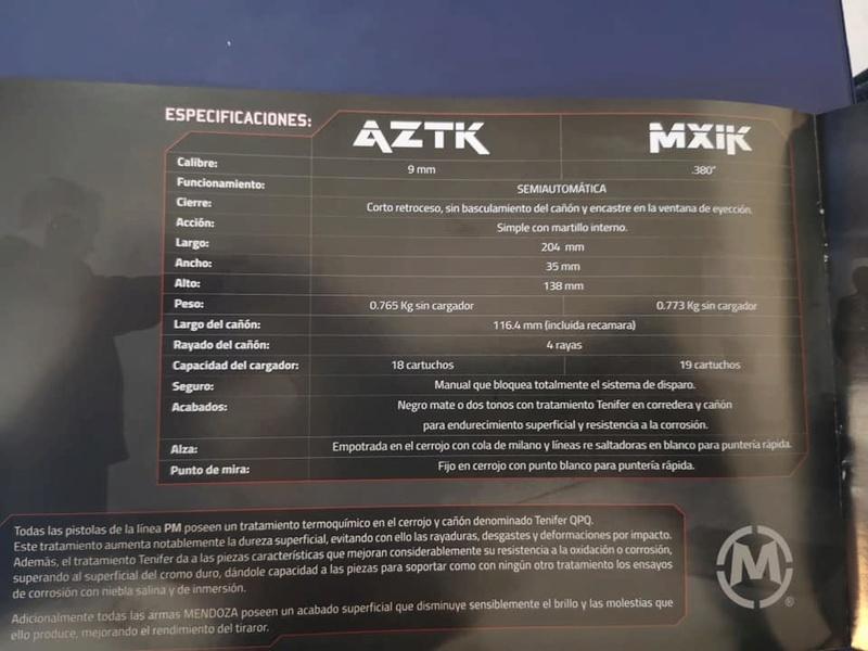 Pistolas Mendoza AZTK y MXIK 3mendo10