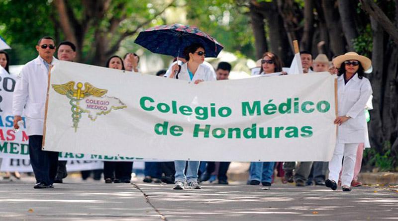 Colegio Medico anuncia paro general en servicios de salud publica Colegi10