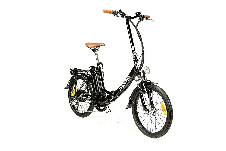 Ayuda Bicicleta eléctrica plegable para trayecto de 24 km diarios 81n0yv10