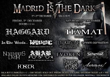 Madrid Is The Dark VII // 6 y 7 de diciembre // Sala But - Página 8 22770810