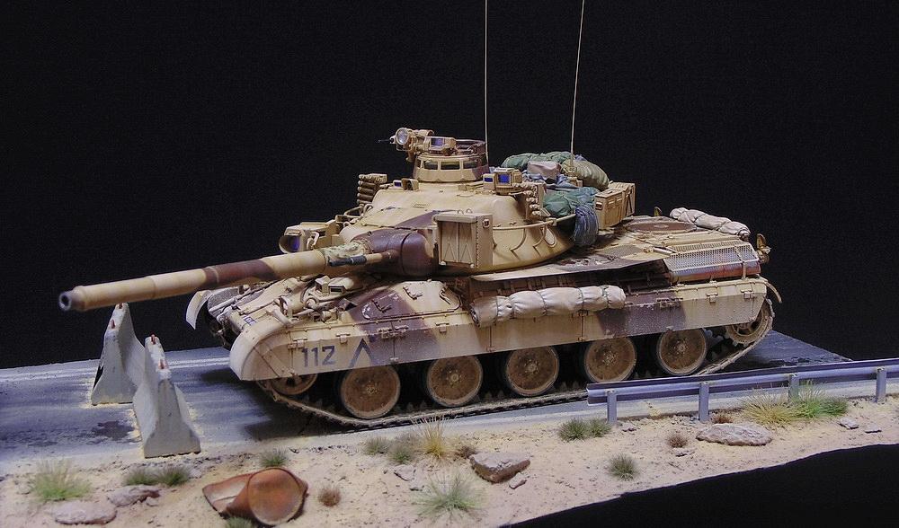 AMX 30B2 - Французский средний танк 00210