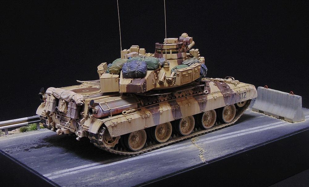 AMX 30B2 - Французский средний танк 00410