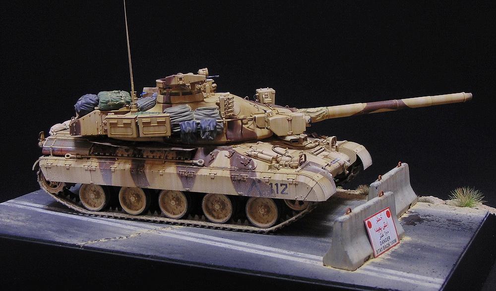 AMX 30B2 - Французский средний танк 00510